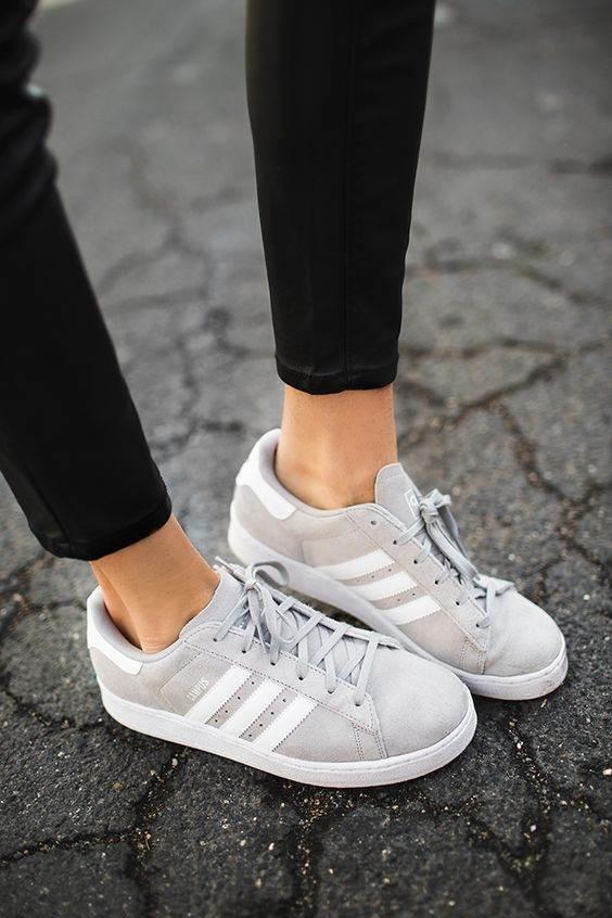 مدل های کفش اسپرت زنانه برند adidas