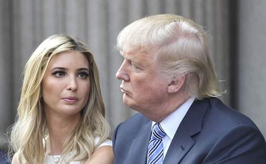 ایوانکا ترامپ در کاخ سفید اتاق اختصاصی دارد