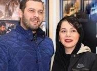 همراه با پژمان بازغی و مستانه مهاجر زوج سینمایی