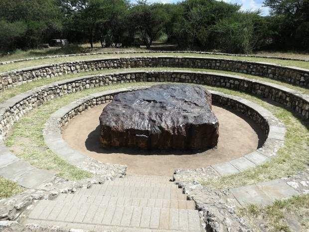عظیم ترین شهاب سنگ کشف شده در جهان