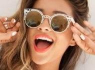 کلکسیون عینک آفتابی زنانه شیک 2017