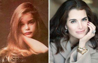 گالری عکس دوران کودکی افراد مشهور جهان