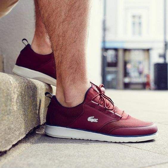 انواع بهترین مدل های کفش برند lacosete