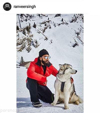 تصاویر داغ بازیگران خارجی و هالیوودی در اینستاگرام