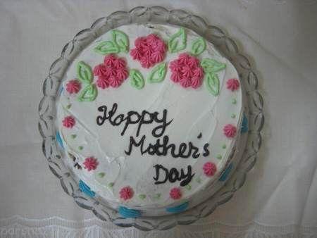 تزیینات کیک زیبا برای تبریک روز مادر و روز زن