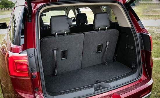 بررسی کامل خودرو شاسی بلند آکادیا دنالی GMC