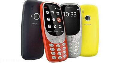 نوکیا 3310 زنده کننده حس نوستالژیک