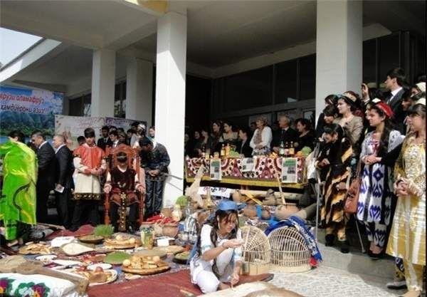 آداب و رسوم نوروز باستانی در مردم تاجیکستان
