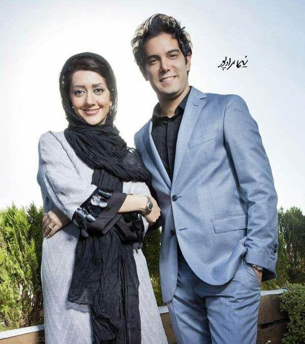 جدیدترین تصاویر امیرعلی نبویان در کنار همسرش