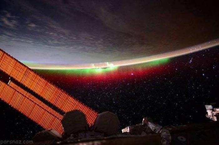 عکس فضایی از زمین