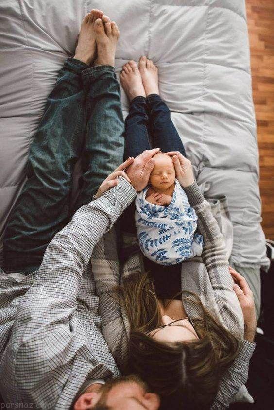 عکس های عاشقانه زن و شوهرهای با احساس
