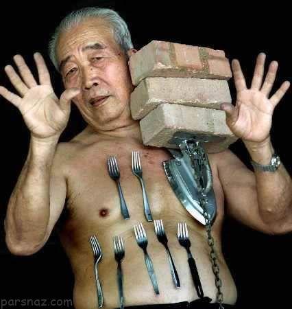 عجیب ترین انسان های روز زمین با قدرت ماورایی