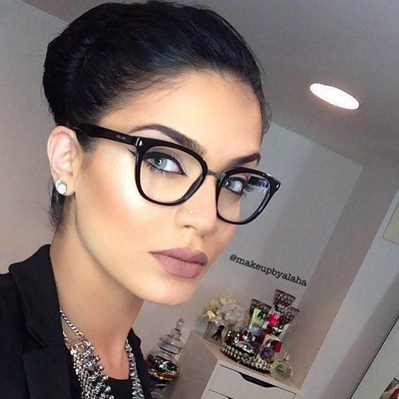مدل های عینک زنانه زیبا مد سال 2017 مدل های جدید عینک زنانه طبی شیک و زیبا | فتویاب