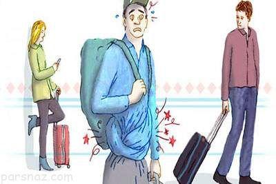 اسهال را در مسافرت های نوروزی از خود دور کنید