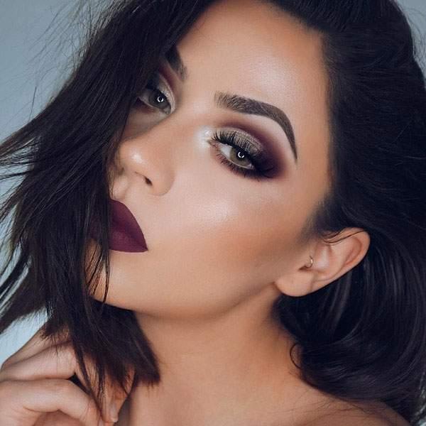 انواع مدل های آرایش زیبا و جذاب از Diana Maria