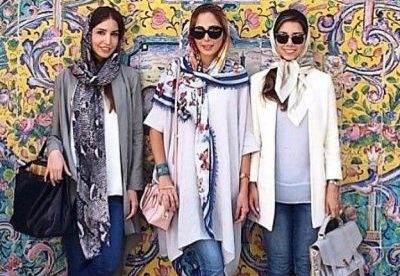مدل های مانتو ایرانی شیک و زیبای نوروز 96