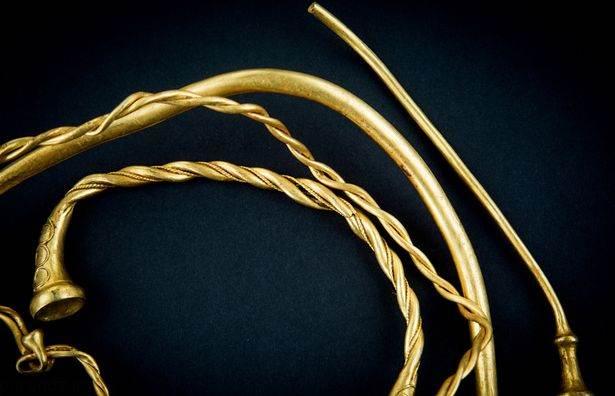 کشف گنجینه ارزشمند مربوط به عصر آهن