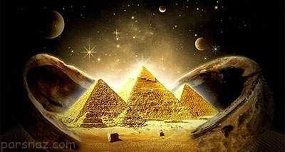 حقایق جالب درباره هرم جیزه در کشور مصر