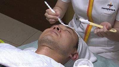 استفاده بی رویه مردان از لوازم آرایشی در کره جنوبی