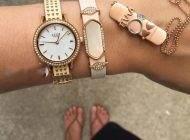 مدل های جدید ساعت و دستبند زنانه  Meredith Taylor