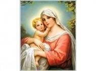 8 مادر مقدس که در انجیل ذکر شده است