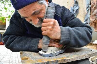 آشنایی با هنرهای دستی شهرستان سرایان