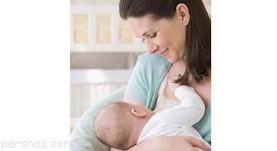چرا برخی نوزادان فقط از یک سینه شیر می خوردند؟