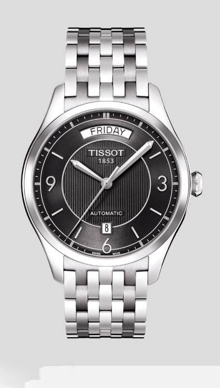 مدل های ساعت مچی شیک برند تیسوت