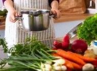 پختن غذا همراه با حفظ ویتامین های آن