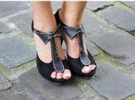 آموزش جالب تزیین کفش زنانه در منزل