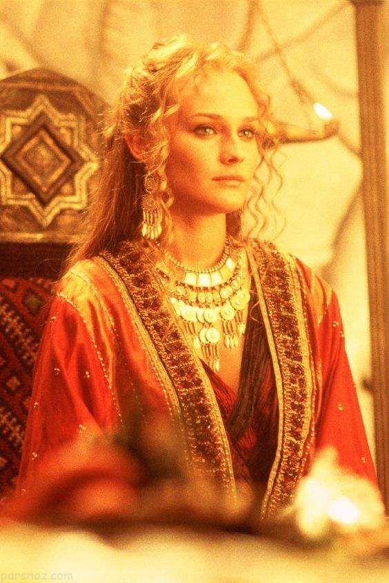 نگاهی به زندگی دیانه کروگر بازیگر زیباروی هالیوودی