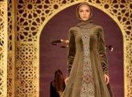 فشن شوی لباس زنانه اسلامی در چچن