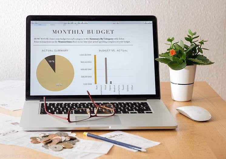 مدیریت مسائل مالی در عرض یک ماه