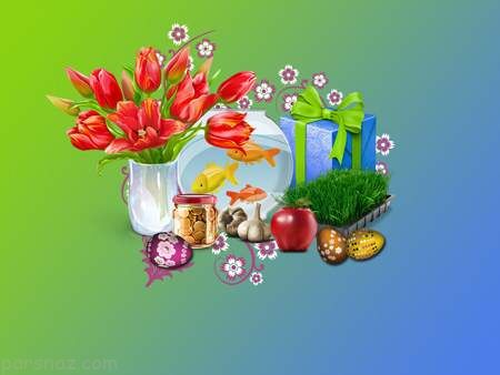 پوسترهای زیبا و دیدنی بهاری ویژه عید نوروز