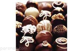 فواید بی نظیر مصرف شکلات را بدانید