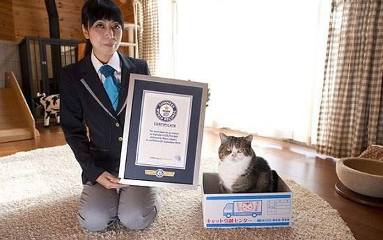 رکوردهای کتاب گینس در جهان (36)