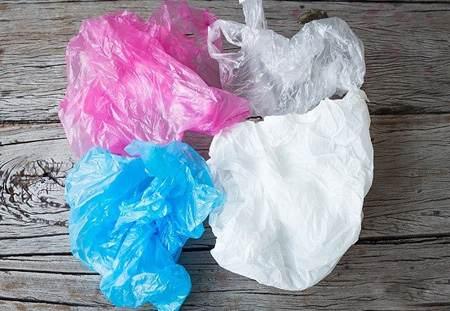 منظم کردن کیسه های پلاستیکی در منزل