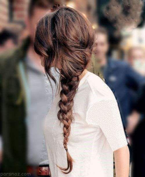مدل موهای زیبا و جذاب به سبک سلنا گومز