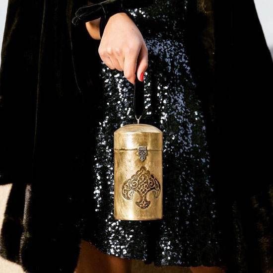 انواع مدل های کیف ایرانی برند سرمه