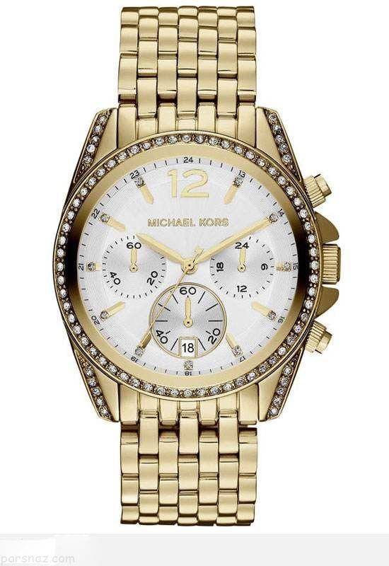 مدل های ساعت مچی نه برند michael kors