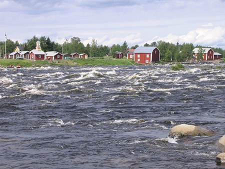 نگاهی به تورن تمیزترین رودخانه در تمام جهان