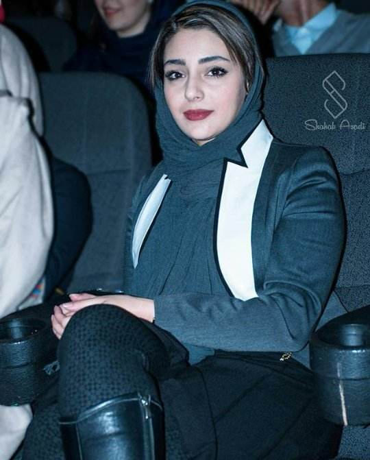 جدیدترین عکس های هستی مهدوی فر بازیگر جوان ایرانی