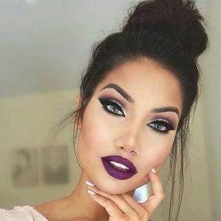 انواع مدل های آرایش ملایم و غلیظ 2017