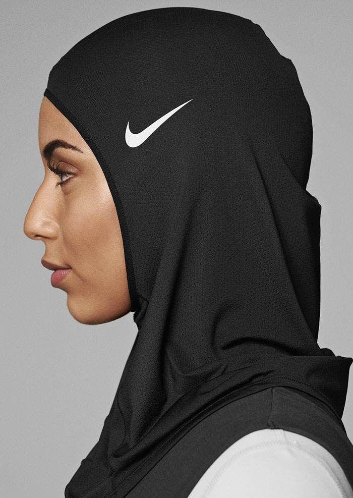برند نایک و مدل لباس ورزشی بانوان  مسلمان
