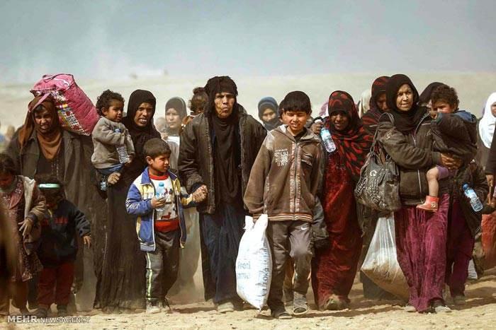 منتخب عکس های خبری مهم دنیا در این هفته (120)