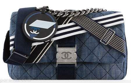 شیک ترین مدل کیف زنانه برند Chanel