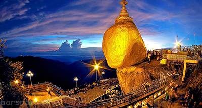 سفر به کشور میانمار با معبدهای طلایی دیدنی