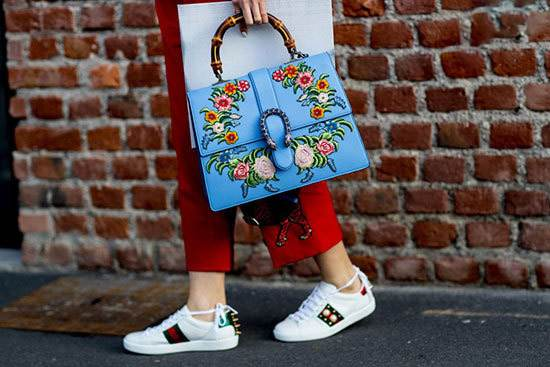 فشن شو لباس بهاره خیابانی در شهر میلان