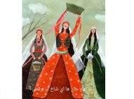 اشعار زیبای عید نوروز و بهار از مولانا