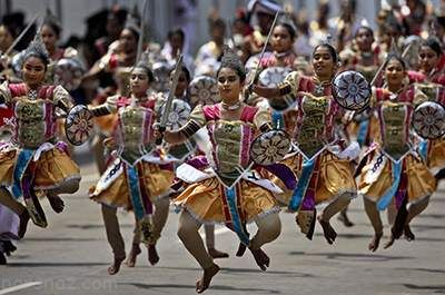 جشنواره های زیبا و متنوع در کشور سریلانکا